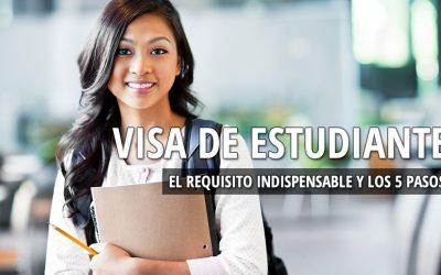 Visa de Estudiante, distinta a cualquier otro tipo de VISA al igual que los requisitos