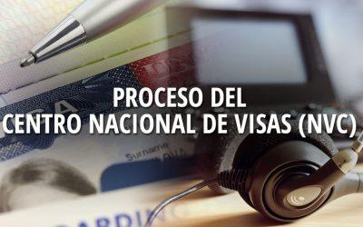 Proceso del Centro Nacional de Visas (NVC)