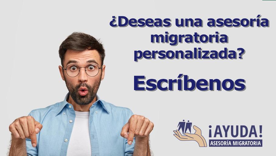contacto de ayuda asesoria migratoria